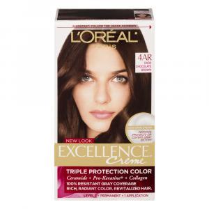 L'Oreal Excellence 4AR Dark AL Chocolate Hair Color
