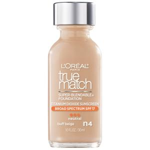 L'oreal True Match Makeup Buff