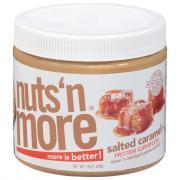 Nuts' N More Salted Caramel Peanut Spread