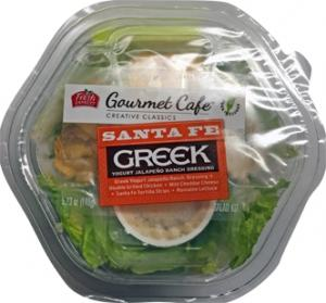 Fresh Express Gourmet Cafe Santa Fe Salad Kit