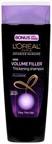 L'Oreal Advanced Haircare Volume Filler Thickening Shampoo