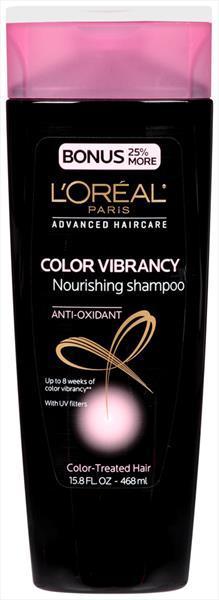 L'Oreal Advanced Haircare Color Vibrancy Shampoo
