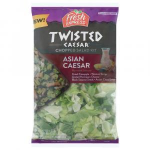 Fresh Express Twisted Asian Caesar Chopped Salad