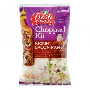 Fresh Express Kickin Bacon & Ranch Kit