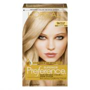 L'Oreal Preference #9A Light Ash Blonde Hair Color