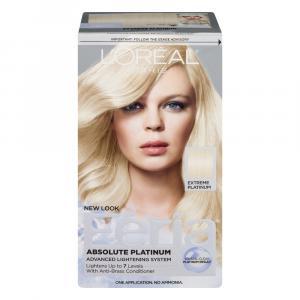 L'Oreal Feria Extreme Platinum Hair Color