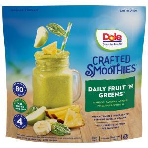 Dole Fruit & Veggie Blends Tropical Greens