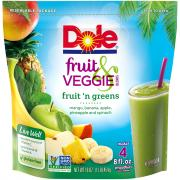 Dole Fruit & Veggie Blends Tropical Greens