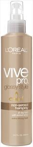 L'oreal Vive Pro Glossy Style Non-aerosol Hairspray