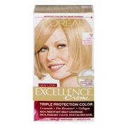 L'Oreal Excellence Creme #9 Natural Blonde Hair Color