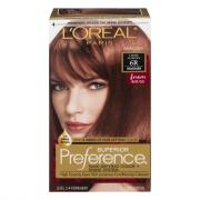 L'Oreal Preference #6R Light Auburn Hair Color