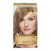L'Oreal Preference #7A Dark Ash Blonde Hair Color