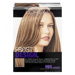 L'Oreal Frost & Design H65 Caramel