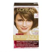 L'Oreal Excellence Creme #6 Light Brown Hair Color