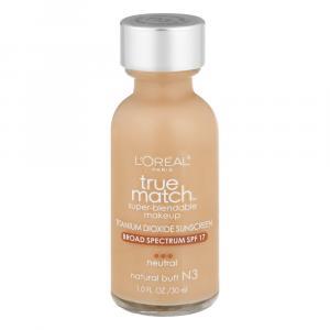 L'oreal True Match Makeup N-Buf