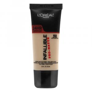 L'oreal Infallible Matte Foundation Shell Beige