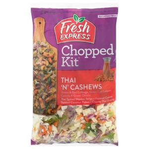 Fresh Express Thai 'N' Cashews Chopped Salad