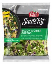Fresh Express Saute Kit Bacon, Cider & Greens