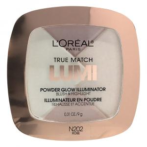 L'Oreal True Match Lumi Rose Powder Glow Illuminator