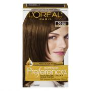 L'Oreal Preference #5G Medium Golden Brown Hair Color