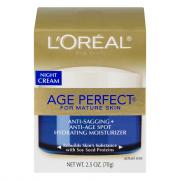 L'Oreal Plenitude Age Perfect Night Cream