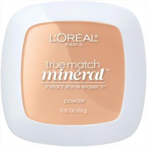 L'oreal Tru Match Mineral PP Sand Beige