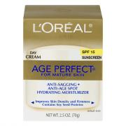 L'Oreal Plenitude SPF 15 Age Perfect Cream