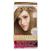 L'Oreal Excellence Creme #7.5A Medium Ash Blonde Hair Color