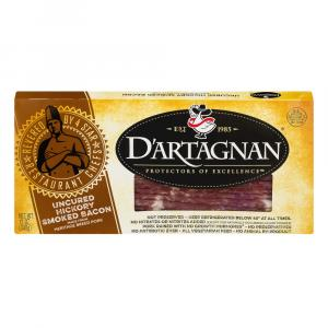 D'Artagnan Uncured Hickory Smoked Bacon
