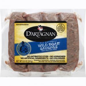 D'Artagnan Wild Boar and Sage