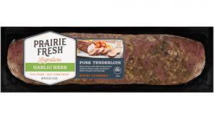 Prairie Fresh Prime Garlic Herb Pork Tenderloin