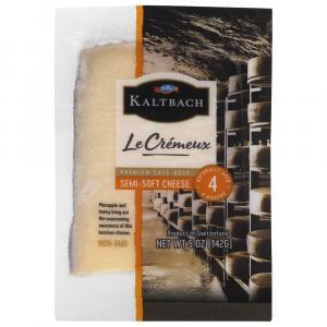 Kaltbach Le Cremeux Semi-Soft Cheese