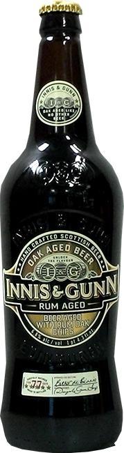 Innis & Gunn Oak Aged Beer Rum Cask