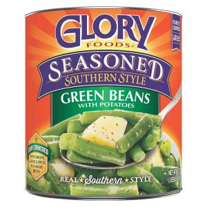 Glory Seasoned Southern Style Green Beans with Potatoes