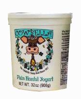Cowbella Plain Nonfat Yogurt