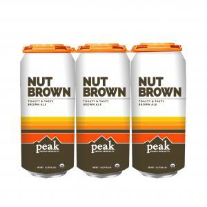 Peak Organic Brewing Co. Nut Brown Ale