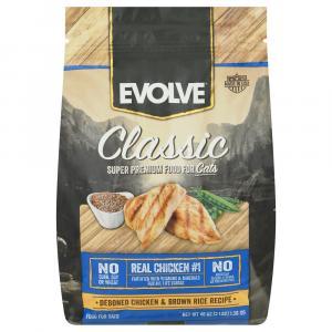 Evolve Adult Cat Food