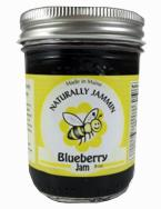 Naturally Jammin Blueberry Jam
