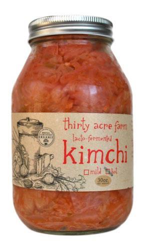Thirty Acre Farm Hot Kimchi