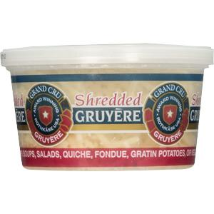 Roth Kase Gruyere Shredded Cups
