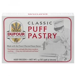 Dufour Classic Puff Pastry Dough