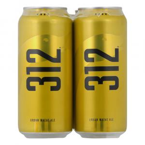 Single Serve Goose Island 312 Urban Wheat