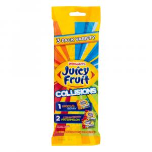Juicy Fruit Collisions Variety Pack