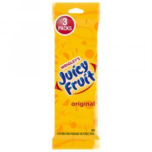 Wrigley's Juicy Fruit Gum