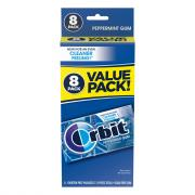 Orbit Peppermint Sugar Free Gum Value Pack