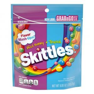 Skittles Flavor Mash-Ups