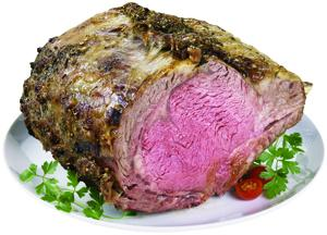 Select Standing Rib Roast Large End