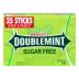 Wrigley's Doublemint Sugar Free Gum