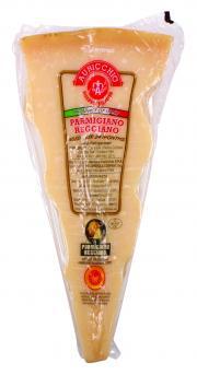 Auricchio Parmesan Reggiano Cheese Wedge