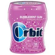 Orbit Bubblemint Big-E Fridge Pack